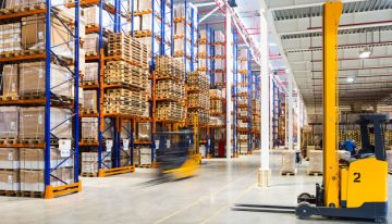 Choosing the Best Warehouse Storage Services