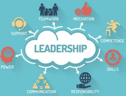 Distinction Between Leadership and Management?