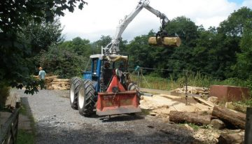 The Utilities And Safety Precautions For Timber Tractor Machinery