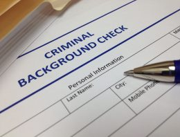 List of places of work or services requiring a check