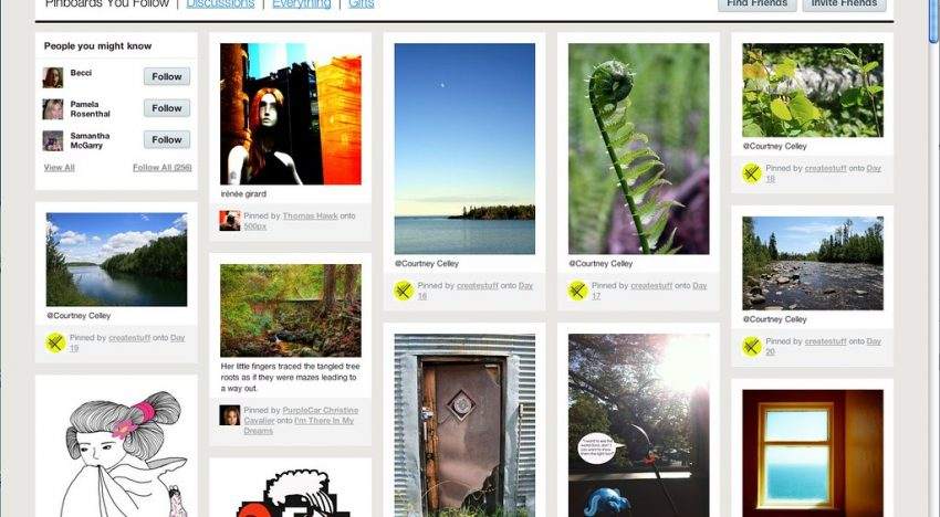Tips to consider when looking for followers on pinterest